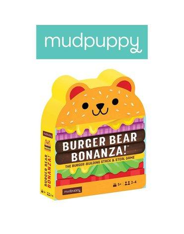 Mudpuppy Gra Miś burger Bonanza! 5+