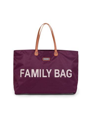 Childhome Torba Family bag Aubergine