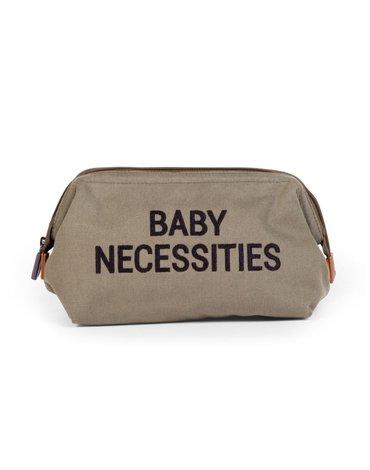 Childhome Kosmetyczka Baby necessities Kanwas Khaki