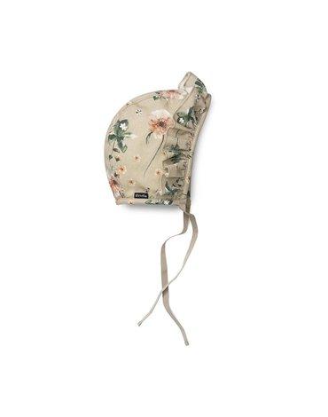 Elodie Details - Czapka Winter Bonnet - Meadow Blossom - 3-6 m-cy