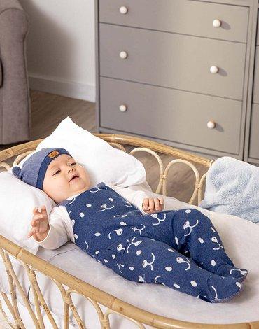 Mayoral - Śpioszki ECOFRIENDS dla noworodka chłopca