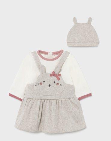 Mayoral - Śpioszki dla noworodka dziewczynki