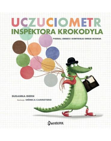 Dwukropek - Uczuciometr inspektora Krokodyla. Poznaj, zmierz i kontroluj swoje uczucia