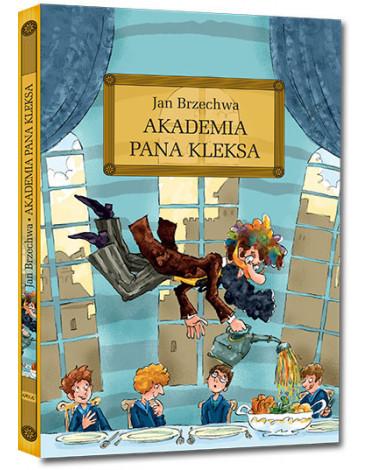 Greg - Akademia Pana Kleksa (wydanie z opracowaniem i streszczeniem)