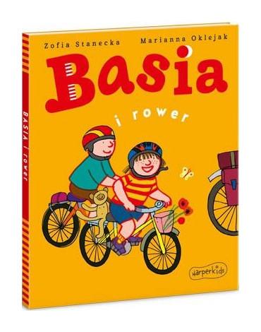 Harperkids - Basia i rower
