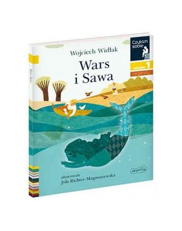Harperkids - Czytam sobie. Poziom 1. Wars i Sawa