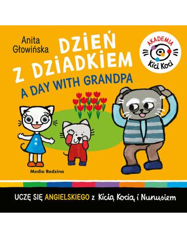 Media Rodzina - Akademia Kici Koci. Dzień z dziadkiem - Day with Grandpa