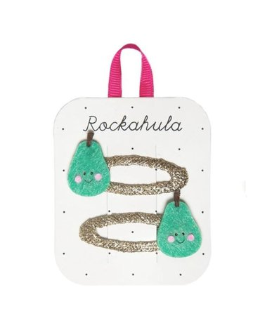 Rockahula Kids - 2 spinki do włosów Pick A Pear
