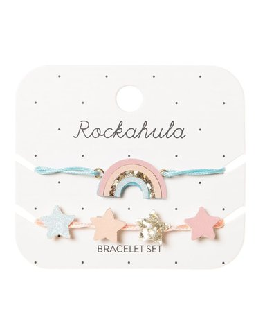Rockahula Kids - 2 bransoletki Sorbet Rainbow
