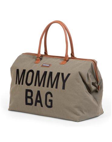 Childhome Torba Mommy bag Kanwas Khaki CHILDHOME