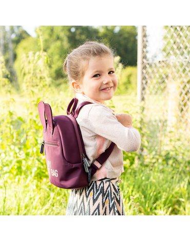 Childhome Plecak dziecięcy My first bag Aubergine CHILDHOME