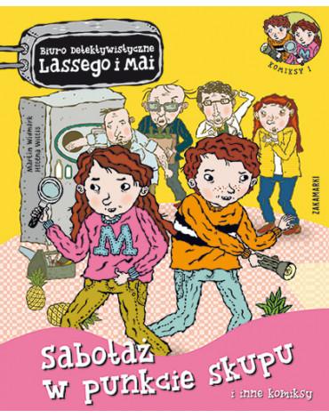 Zakamarki - Sabotaż w punkcie skupu i inne komiksy
