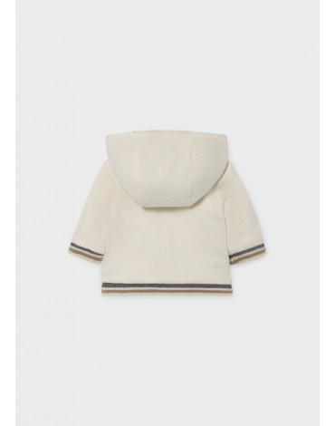 MAYORAL - Bluza dwustronna dla noworodka chłopca