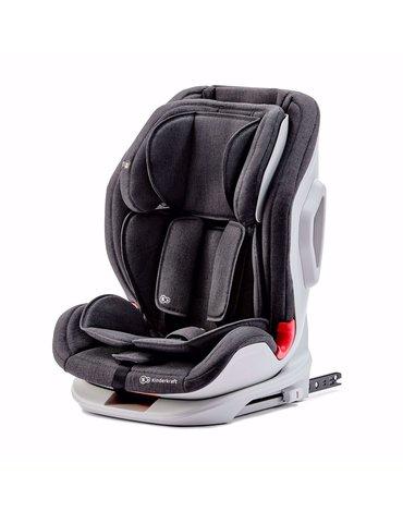 Kinderkraft fotelik samochodowy ONETO3 9-36kg system ISOFIX black