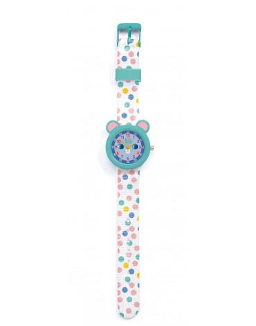 Djeco - Zegarek dziecięcy MYSZKA DD00426