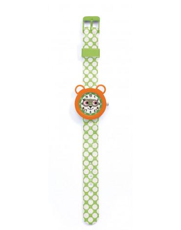 Djeco - Zegarek dziecięcy SZOP PRACZ DD00427
