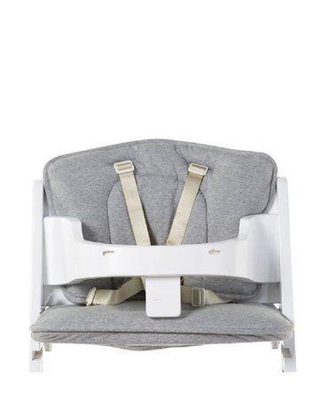 CHILDHOME - Ochraniacz do krzesełka Lambda Jersey Grey