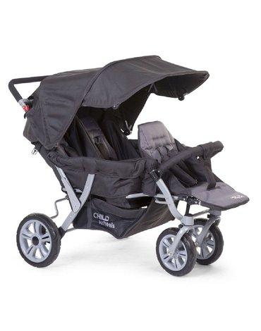 CHILDHOME - Wózek trzyosobowy Triplet
