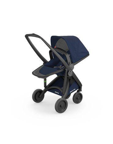 Wózek Greentom Reversible black - blue