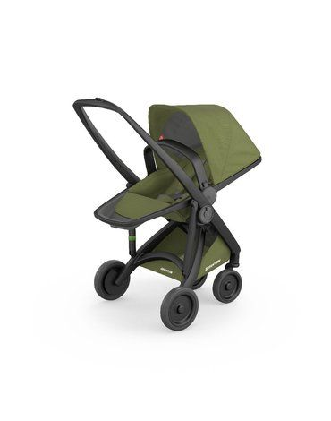 Wózek Greentom Reversible black - olive