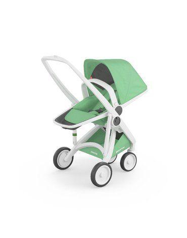 Wózek Greentom Reversible white - mint