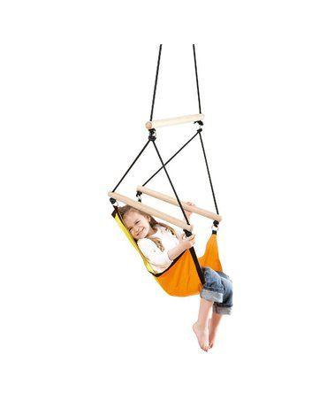 AMAZONAS - AZ-2030485 Kid's Swinger yellow-orange - huśtawka