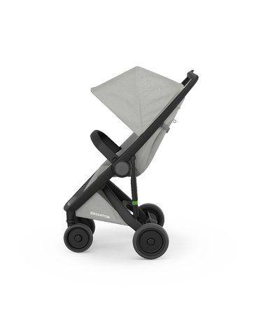 Wózek Greentom Classic black - grey GREENTOM