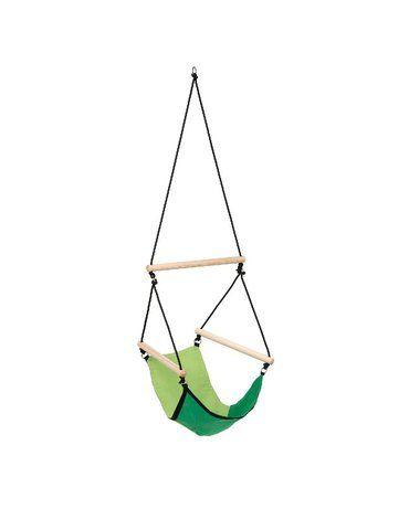 AMAZONAS - AZ-2030487 Kid's Swinger green - huśtawka
