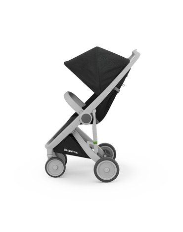 Wózek Greentom Classic grey - black
