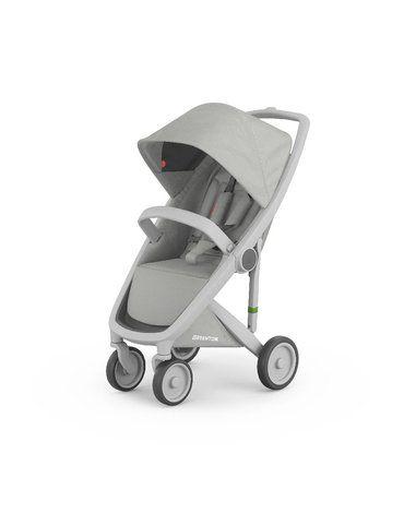 Wózek Greentom Classic grey - grey