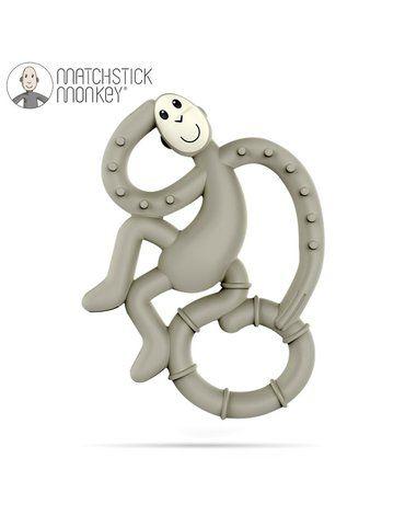 Matchstick Monkey - Matchstick Mini Monkey Grey Gryzak Masujący
