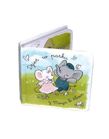 Meiya and Alvin - Meiya & Alvin - Dzień w parku - książeczka dla Małych i Dużych