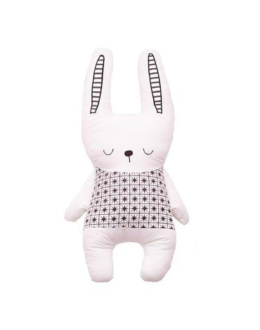 Bizzi Growin Rabbit Cushion Little Dreamer poduszka przytulanka Królik