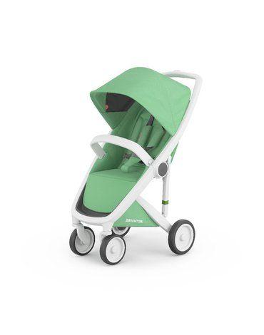 Wózek Greentom Classic white - mint