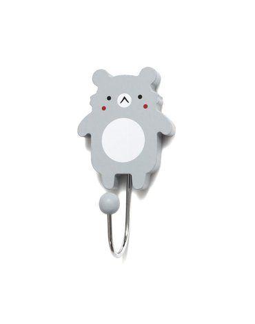 Petit Monkey -  Wieszak Little Koala - grey