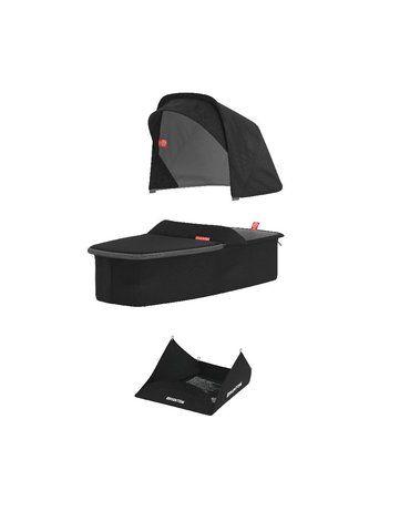 Greentom Carrycot black materiał