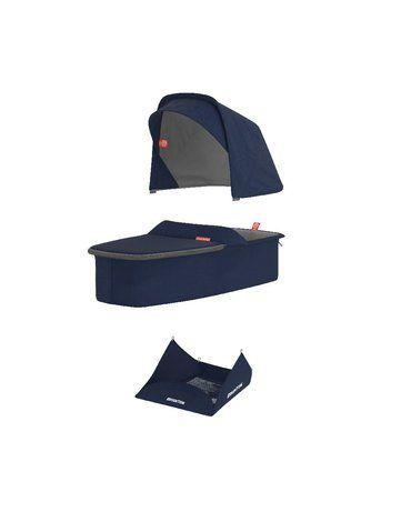 Greentom Carrycot blue materiał