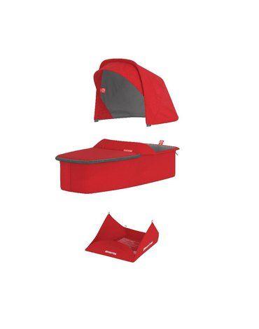 Greentom Carrycot red materiał