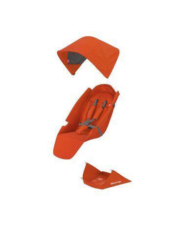 Greentom Classic orange materiał