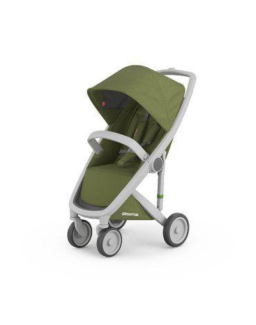 Wózek Greentom Classic grey - olive
