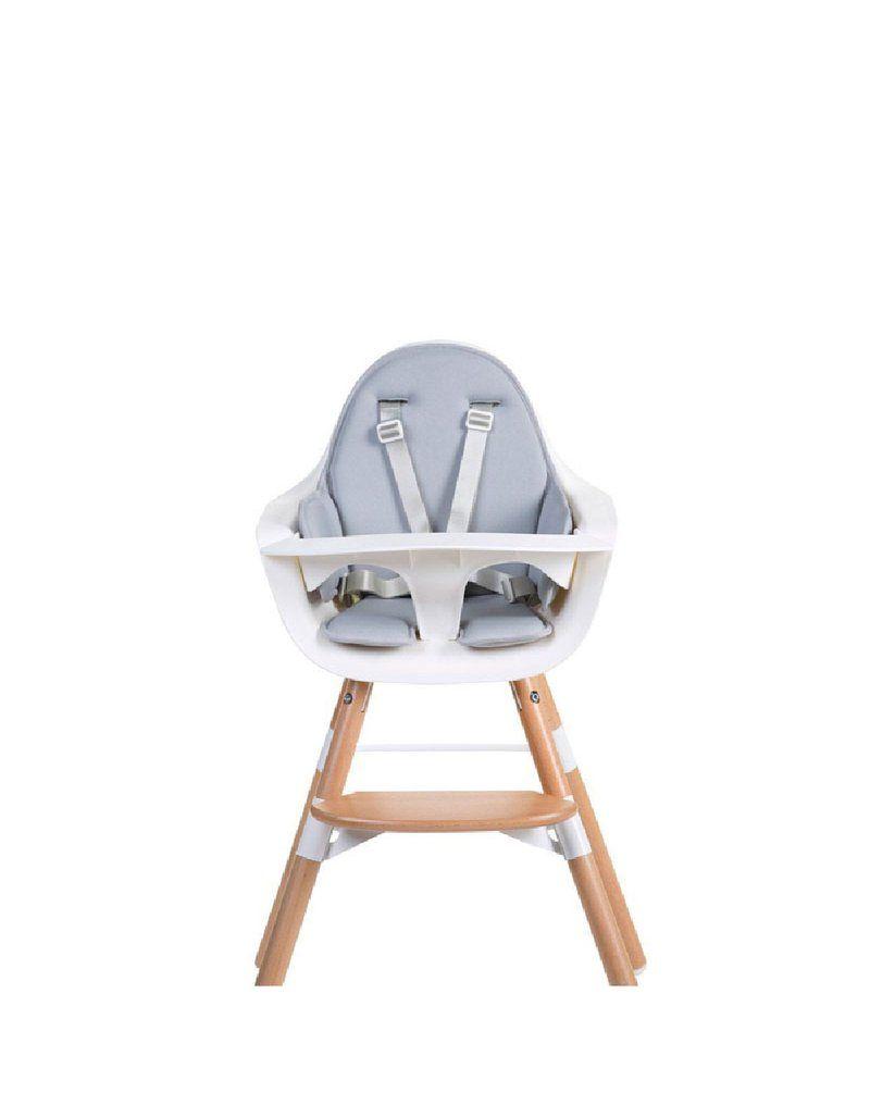 Ochraniacz neoprenowy do krzesełka Evolu 2 Light Grey CHILDHOME