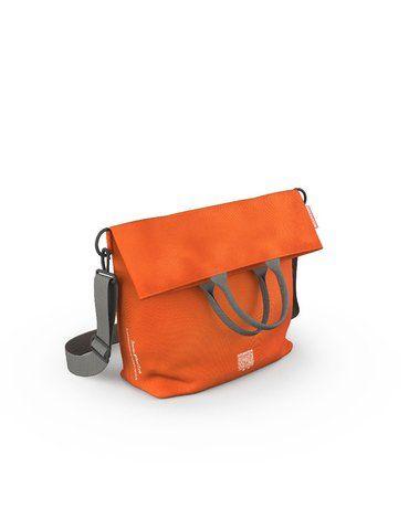 Greentom torba do wózka pomarańczowa