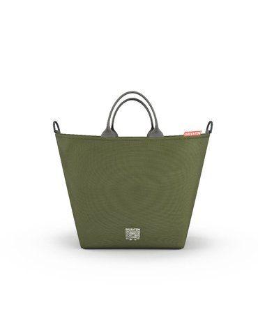 Greentom torba zakupowa do wózka oliwkowa