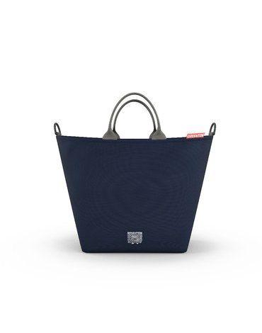 Greentom torba zakupowa do wózka niebieska