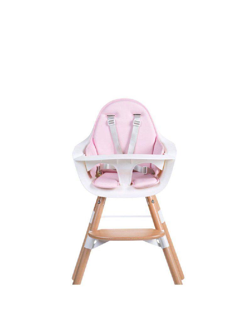 Ochraniacz neoprenowy do krzesełka Evolu 2 Pink CHILDHOME