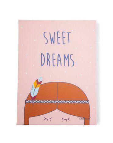 CHILDHOME - Obraz olejny SWEET DREAMS 30x40