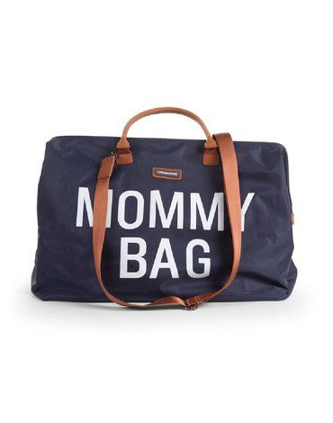 Torba Mommy Bag Granatowa CHILDHOME