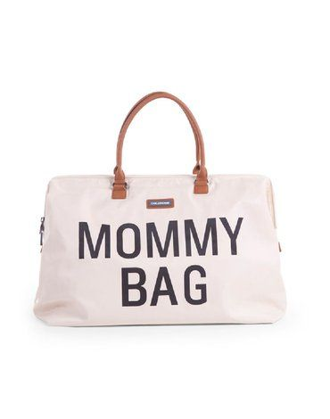 CHILDHOME - Torba Mommy Bag Kremowa