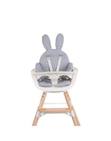 CHILDHOME - Uniwersalny ochraniacz Królik Grey