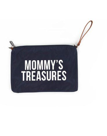 CHILDHOME - Torebka Mommy's Treasures Granatowa